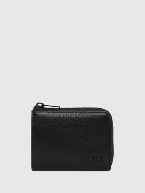 L-PASSME, Black/Orange - Small Wallets