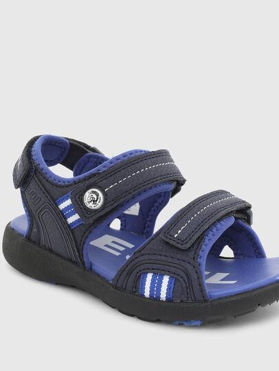 Diesel - S-ANDAL YO, Blue - Footwear - Image 6