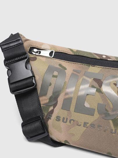 Diesel - ALLAN, Military Green - Belt bags - Image 5