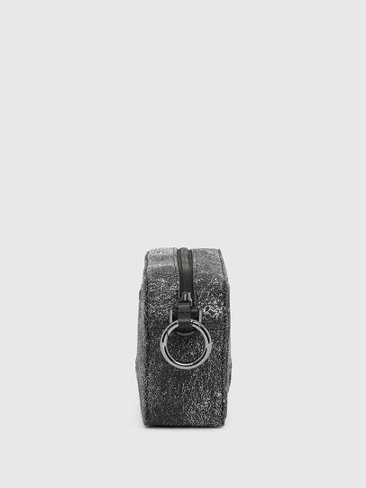 Diesel - ROSA' P, Grey - Crossbody Bags - Image 3
