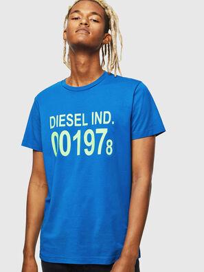 T-DIEGO-001978, Brilliant Blue - T-Shirts