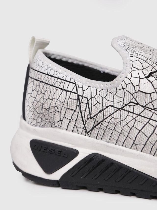Diesel - S-KBY, Silver - Sneakers - Image 4