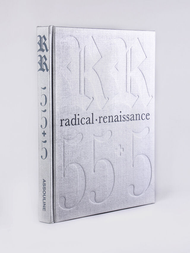 Radical Renaissance 55+5 (signed by RR), Grey