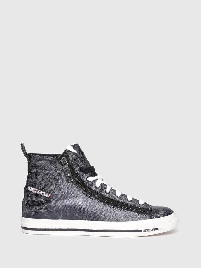 Diesel - EXPO-ZIP W, Black Jeans - Sneakers - Image 1
