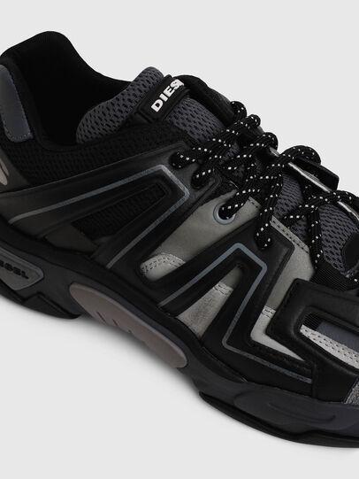 Diesel - S-KIPPER LOW TREK, Black - Sneakers - Image 6