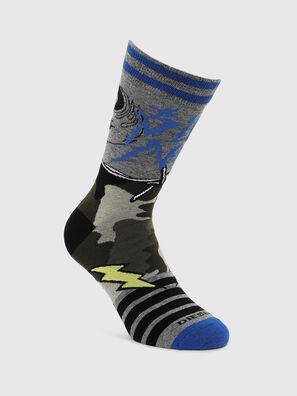 SKM-RAY, Grey - Socks