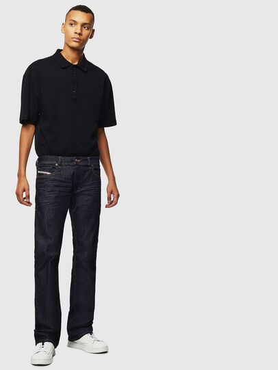 Diesel - Zatiny 084HN, Dark Blue - Jeans - Image 5