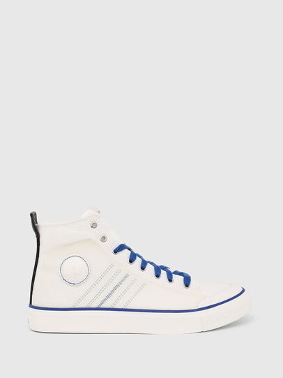 Diesel - S-ASTICO MC H, White/Blue - Sneakers - Image 1