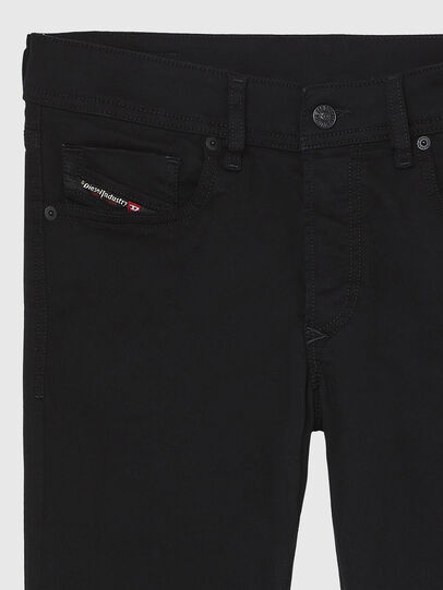 Diesel - Sleenker A69EI, Black/Dark grey - Jeans - Image 3