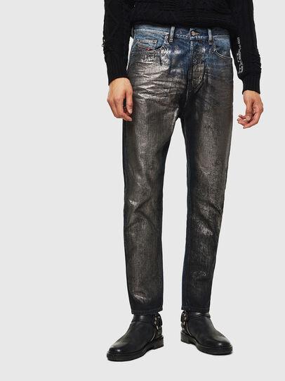Diesel - D-Vider 0091J, Medium blue - Jeans - Image 1