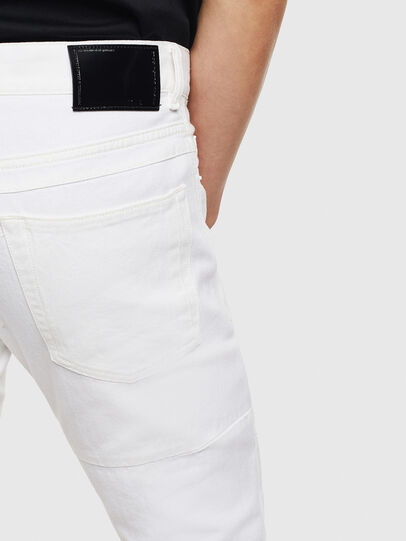 Diesel - TYPE-2016, White - Jeans - Image 4