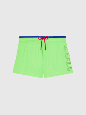 BMBX-SANDY 2.017, Green Fluo - Swim shorts