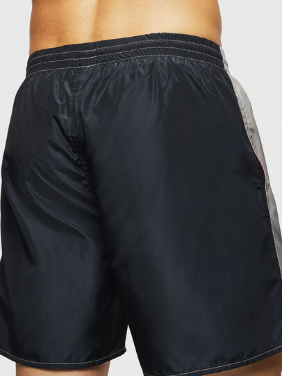 Diesel - BMBX-WAVENEW, Grey - Swim shorts - Image 2