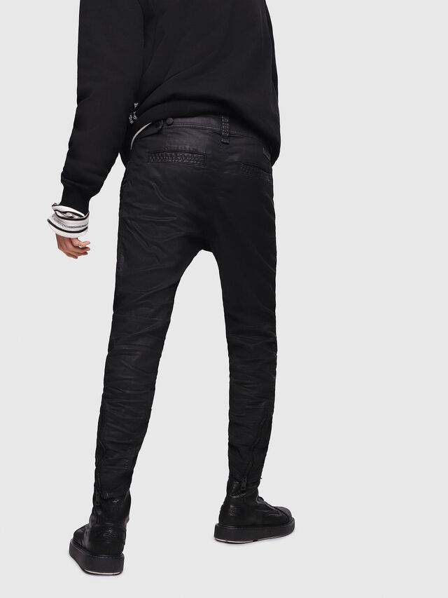 Diesel - D-Earby JoggJeans 0688U, Black/Dark grey - Jeans - Image 2