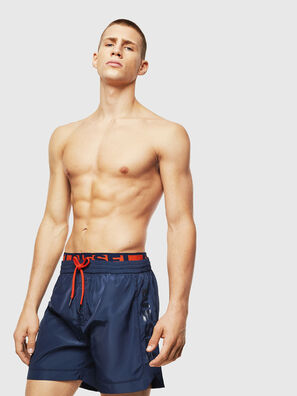 BMBX-DOLPHIN-S 2.017, Dark Blue - Swim shorts
