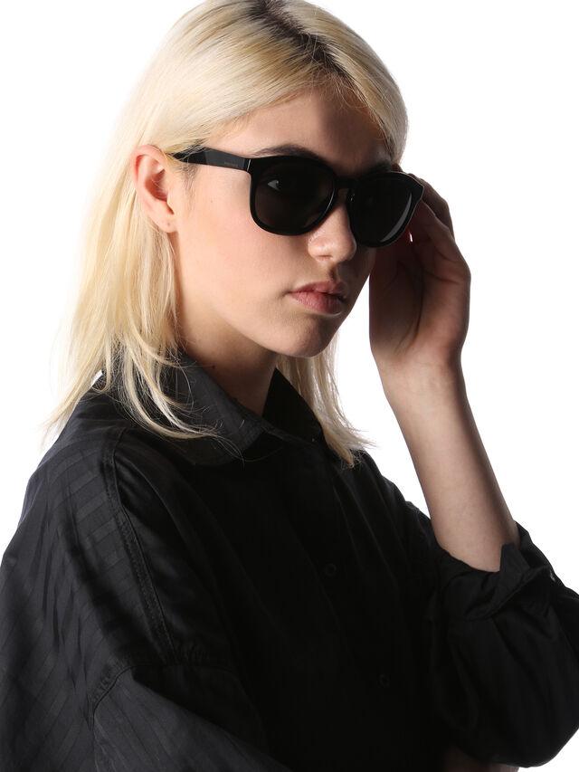 Diesel - DM0190, Black - Eyewear - Image 5