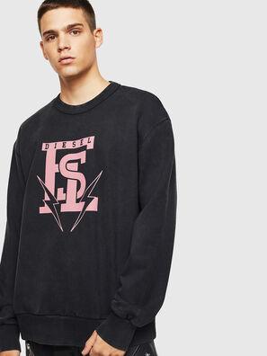 S-BAY-B5, Black - Sweaters