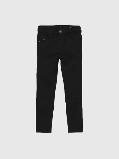 Diesel - D-SLANDY-HIGH-J-SP, Black - Jeans - Image 1