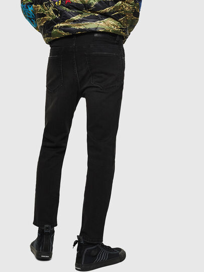 Diesel - D-Eetar 069BG, Black/Dark grey - Jeans - Image 2