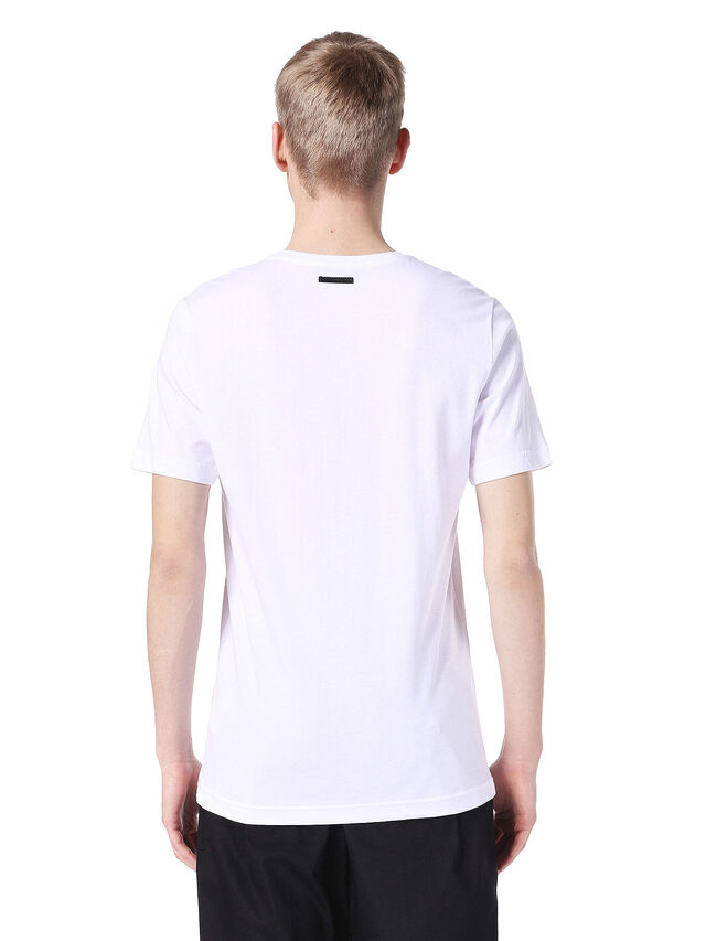 TY-STRIPESCAR, White