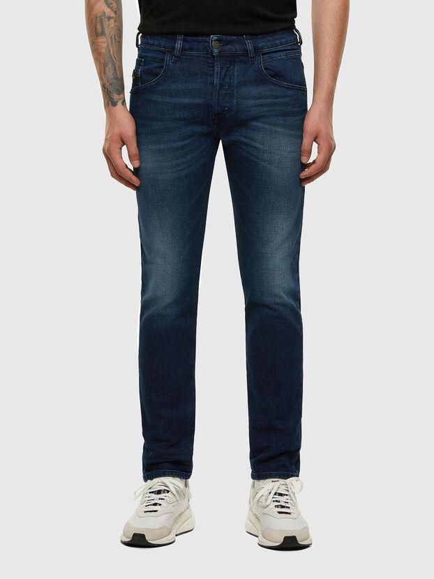 D-Bazer 009ER, Dark Blue - Jeans