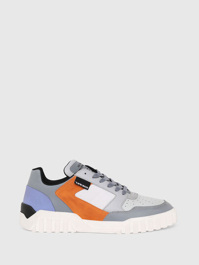 Diesel - S-RUA LOW90, Grey - Sneakers - Image 1