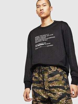 S-BAY-MESH, Black - Sweaters