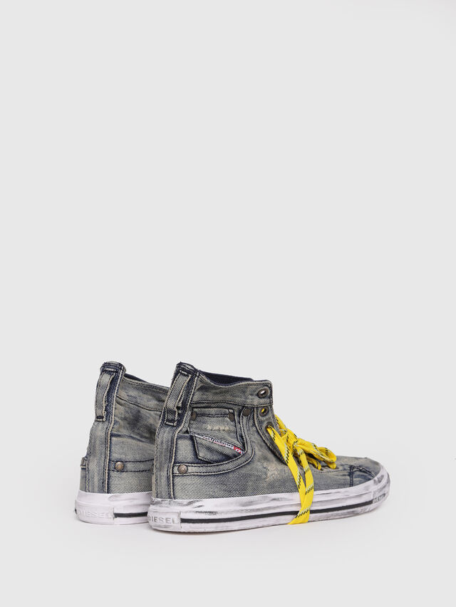 Diesel - EXPOSURE I, Grey Jeans - Sneakers - Image 2