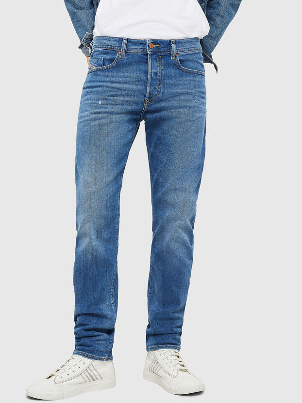 Buster 083AX, Light Blue - Jeans
