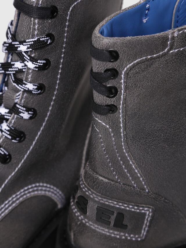 Diesel - D-CAGE DBB, Grey - Boots - Image 4