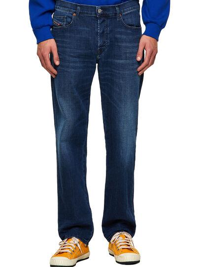 Diesel - D-Mihtry 069SF, Dark Blue - Jeans - Image 1