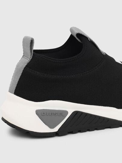 Diesel - S-KB SL II, Black/Grey - Sneakers - Image 4