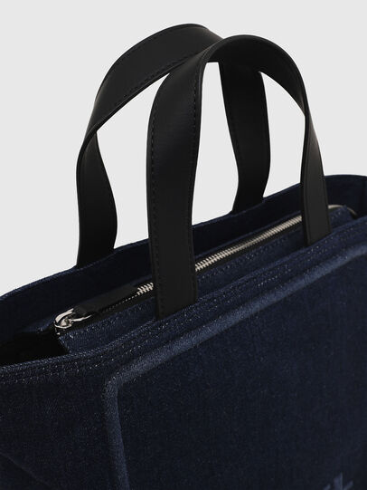 Diesel - PUMPKIE, Dark Blue - Satchels and Handbags - Image 5
