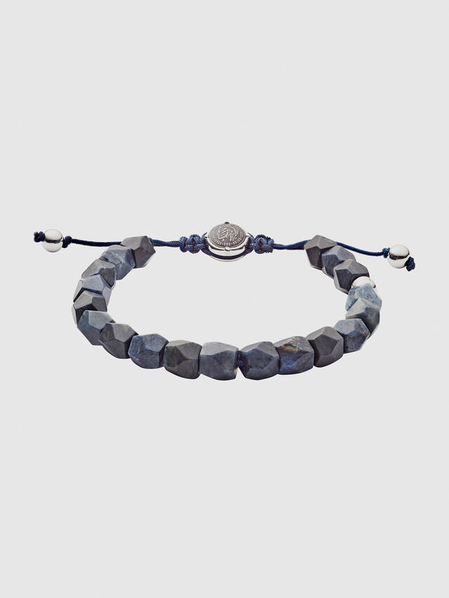 Diesel - DX1138, Blue/Grey - Bracelets - Image 1