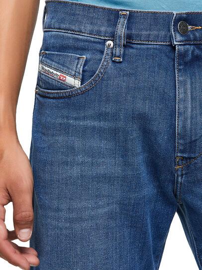 Diesel - D-Strukt 09A80, Medium blue - Jeans - Image 3