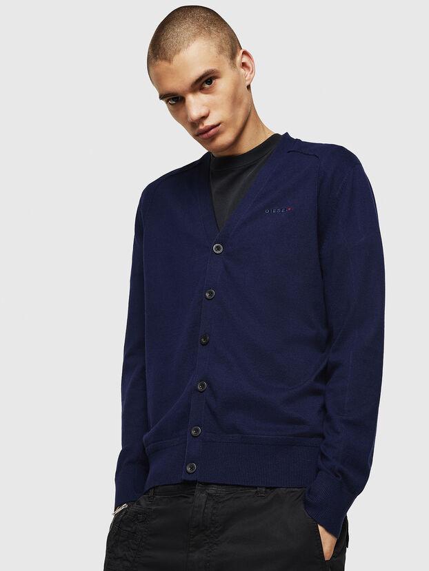 K-MILOK, Blue - Knitwear