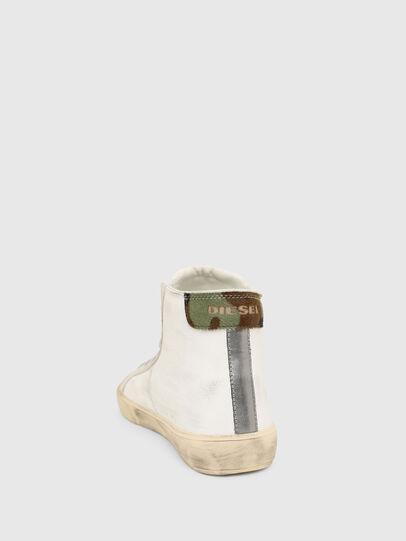 Diesel - S-MYDORI MC, White - Sneakers - Image 4