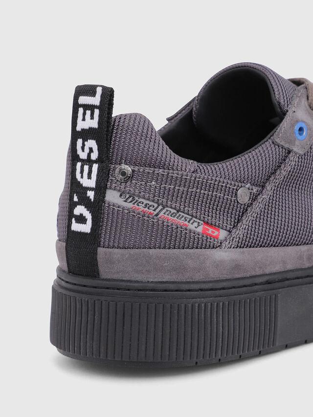 Diesel - S-DANNY LC II, Blue/Grey - Sneakers - Image 4