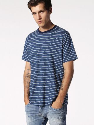 T-ALANIS, Blue/white
