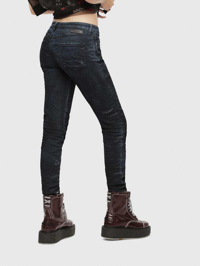 Diesel - Gracey JoggJeans 069CG, Dark Blue - Jeans - Image 2
