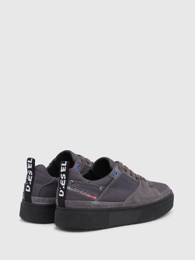 Diesel - S-DANNY LC II, Blue/Grey - Sneakers - Image 3