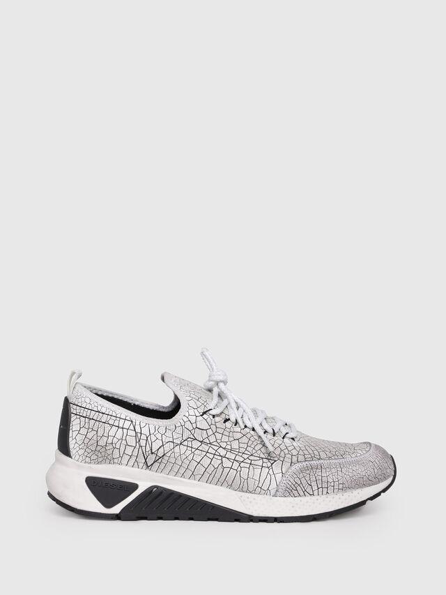 Diesel - S-KBY, Silver - Sneakers - Image 1
