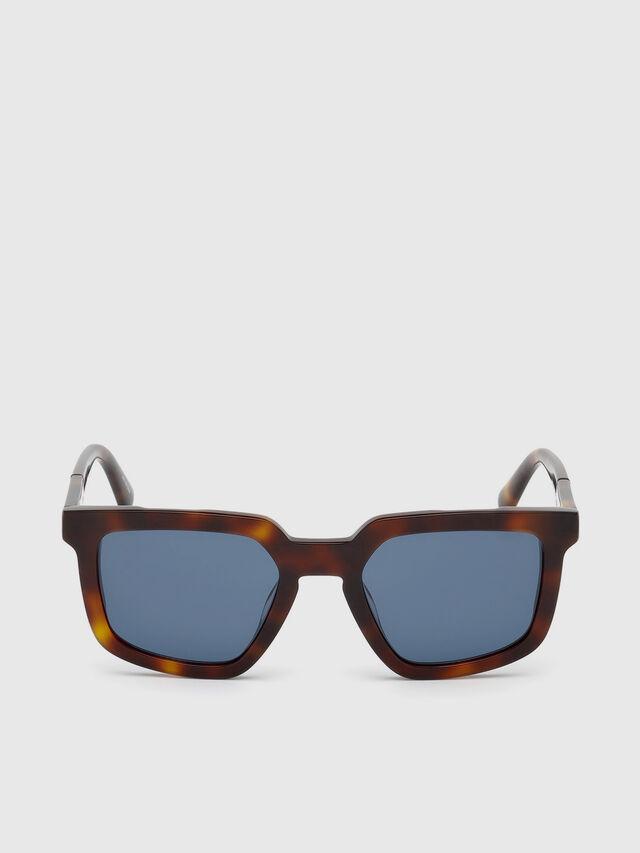 Diesel - DL0271, Brown - Eyewear - Image 1