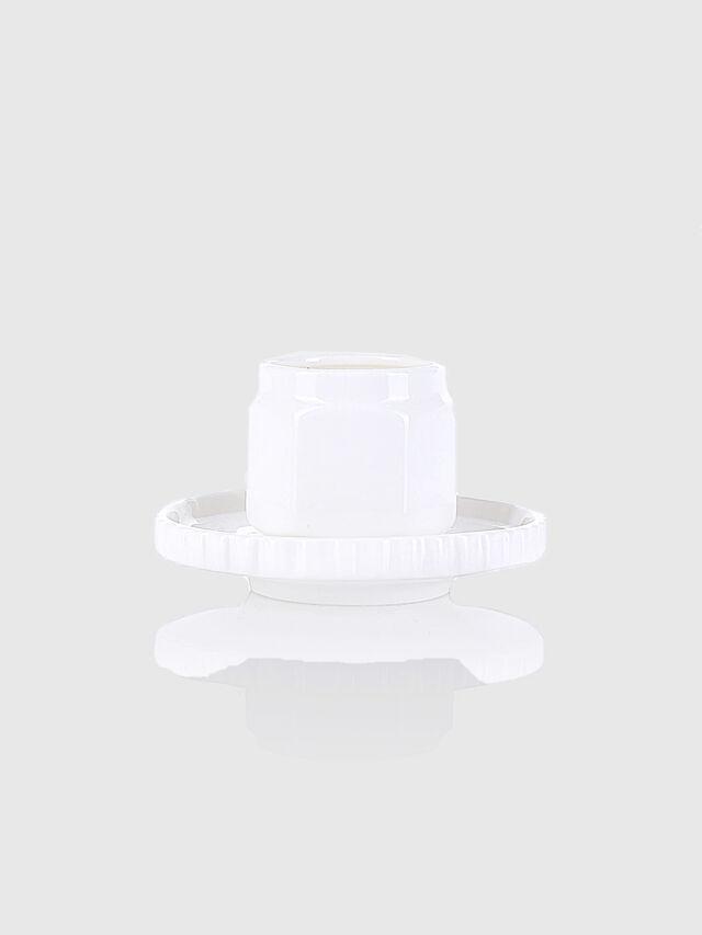 10975 MACHINE COLLEC, White