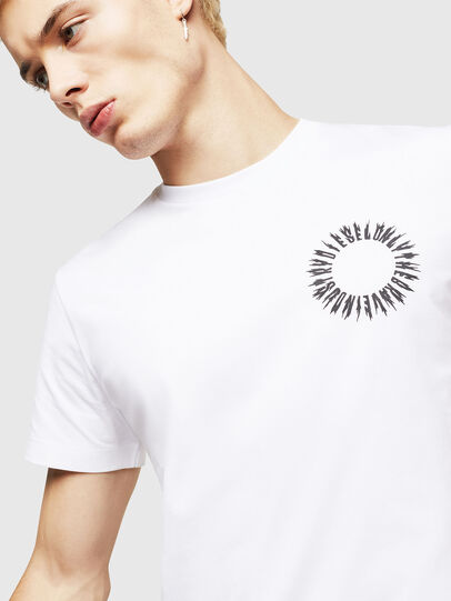 Diesel - T-DIEGO-A12,  - T-Shirts - Image 3
