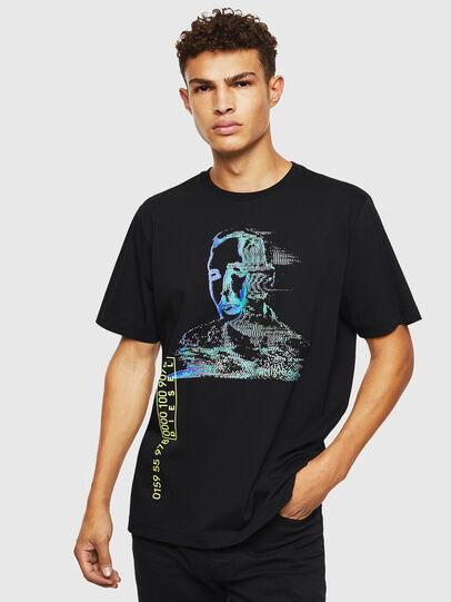 Diesel - T-JUST-J12,  - T-Shirts - Image 1