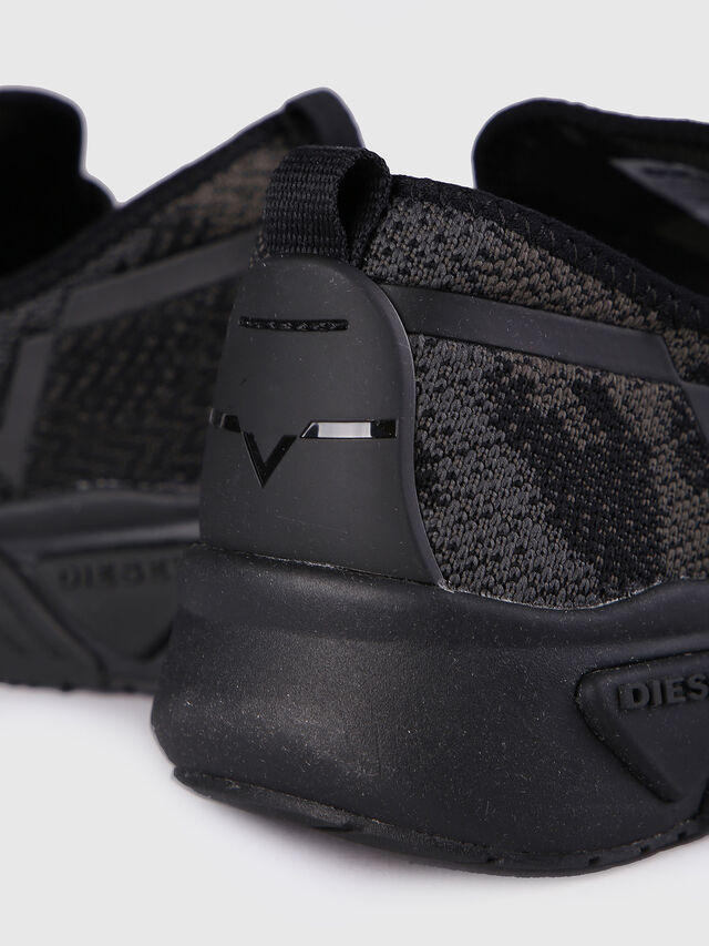 Diesel - S-KBY, Black - Sneakers - Image 5