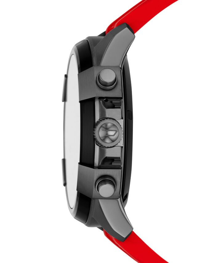 Diesel - DT2006, Red - Smartwatches - Image 4