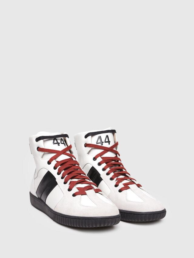Diesel - S-MILLENIUM MC, White/Black - Sneakers - Image 2