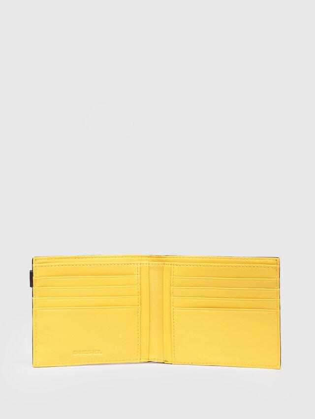 Diesel - NEELA S, Black/Yellow - Small Wallets - Image 3